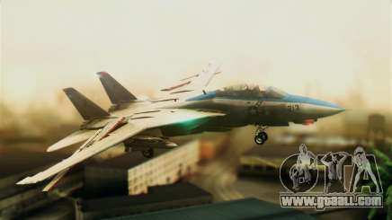 F-14D VF-213 Black Lions for GTA San Andreas