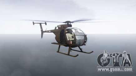MH-6 Little Bird for GTA 4