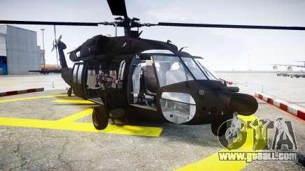 Sikorsky MH-60L Black Hawk [EPM] for GTA 4