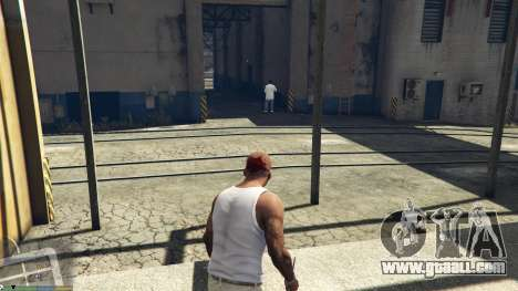 Last Shot 0.1 for GTA 5