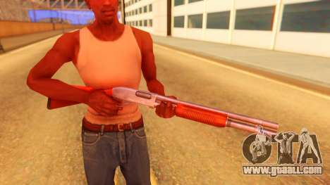 Atmosphere Shotgun for GTA San Andreas third screenshot