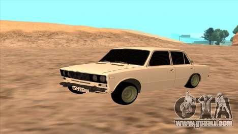 HUNTER 2106 Ostentum for GTA San Andreas