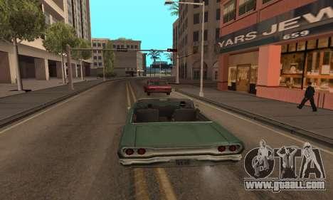 Increase range of vectorization for GTA San Andreas forth screenshot