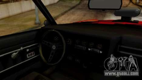 GTA 5 Albany Virgo for GTA San Andreas back view