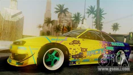 Nissan Silvia S14 Kouki Matt Faileds for GTA San Andreas