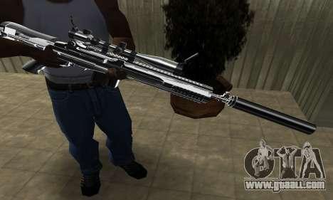 Original Sniper Rifle for GTA San Andreas
