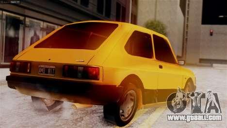Fiat 147 Al Piso for GTA San Andreas left view
