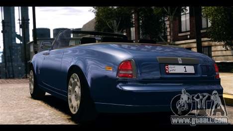 Rolls-Royce Phantom 2013 Coupe v1.0 for GTA 4 left view