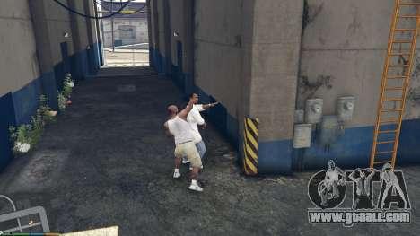 Last Shot 0.1 for GTA 5