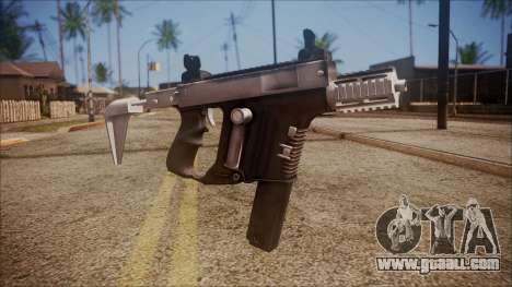 K10 from Battlefield Hardline for GTA San Andreas