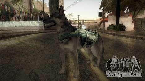 COD Ghosts - Riley Skin for GTA San Andreas second screenshot