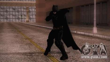 Batman Dark Knight for GTA San Andreas