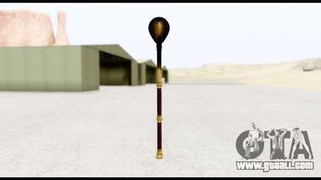 Mace for GTA San Andreas