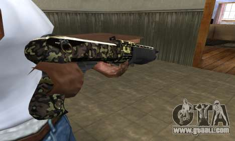 War Combat Shotgun for GTA San Andreas