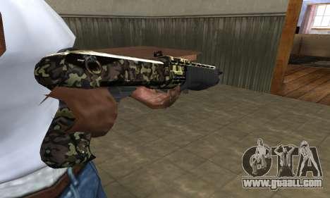 War Combat Shotgun for GTA San Andreas