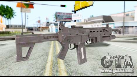 M4 from Resident Evil 6 for GTA San Andreas second screenshot