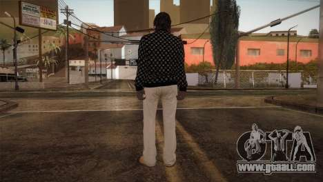 Skin from GTA 5 for GTA San Andreas third screenshot
