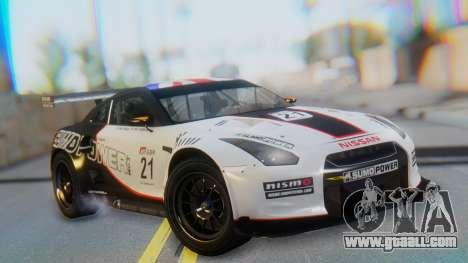 Nissan GT-R GT1 Sumo for GTA San Andreas