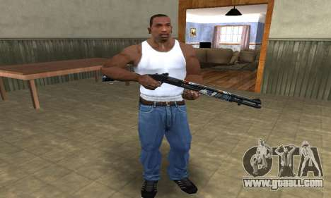 Sportive Shotgun for GTA San Andreas second screenshot