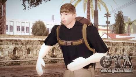 Schoolboy for GTA San Andreas