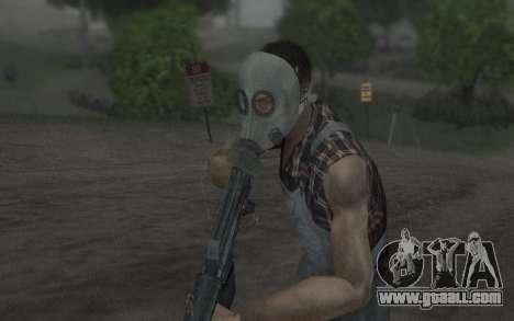 The mask by Virtus for GTA San Andreas third screenshot
