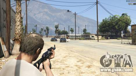 GTA 5 Real Life Mod 1.0.0.1 seventh screenshot