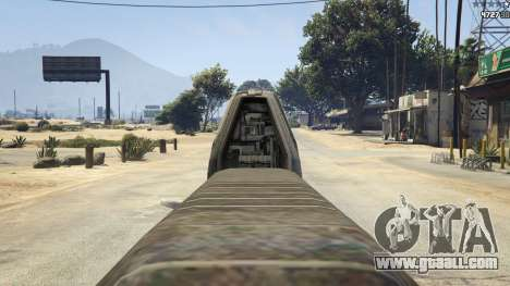 GTA 5 Halo UNSC: Assault Rifle ninth screenshot
