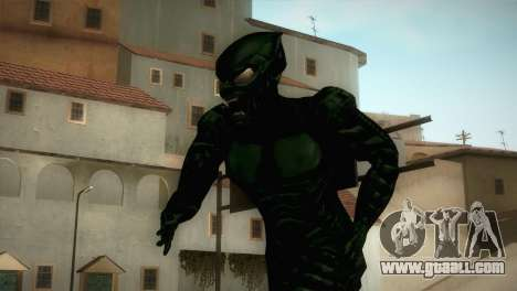 Green Goblin Skin for GTA San Andreas