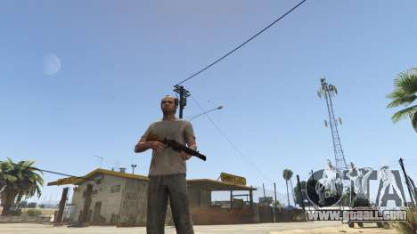 GTA 5 Mob of the Dead Blundergat second screenshot