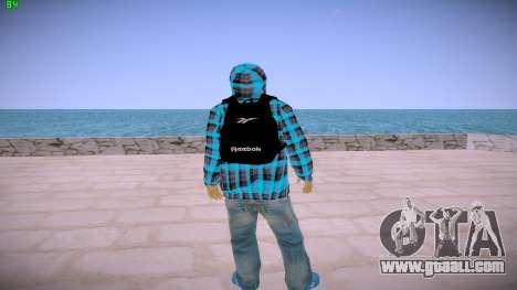 Latinos for GTA San Andreas second screenshot