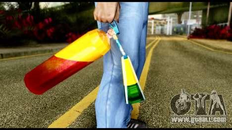 Brasileiro Fire Extinguisher for GTA San Andreas third screenshot