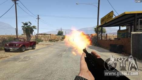 GTA 5 SPAS 12 2.0 seventh screenshot