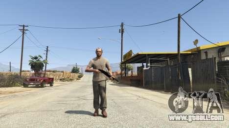 GTA 5 SPAS 12 2.0 second screenshot