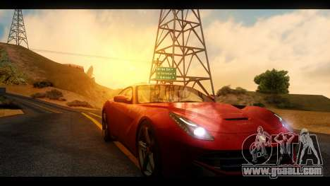 MAC_True ENB [0.248] for GTA San Andreas eighth screenshot