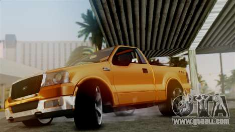 Ford F-150 Sport for GTA San Andreas right view