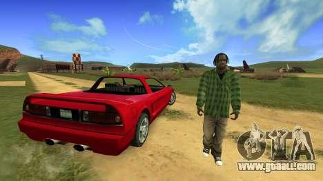 No Shadows for GTA San Andreas second screenshot