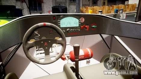 Radical SR8 RX 2011 [23] for GTA 4 inner view