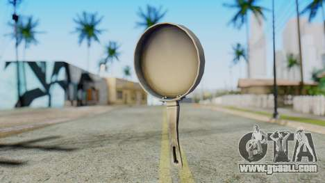 Frying Pan from Silent Hill Downpour for GTA San Andreas