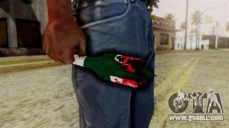 GTA 5 Broken Bottle v2 for GTA San Andreas second screenshot