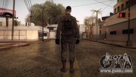 Army MARPAT for GTA San Andreas third screenshot