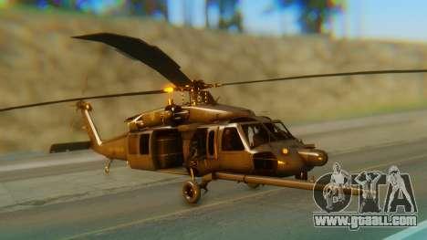 MH-60L Blackhawk for GTA San Andreas