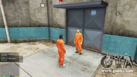 GTA 5 Prison v0.2 third screenshot