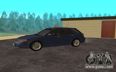 SAAB 9-2 Aero for GTA San Andreas