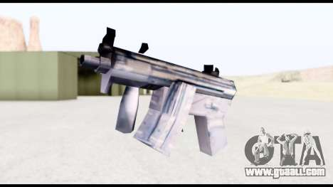 MP5-K from GTA Vice City for GTA San Andreas