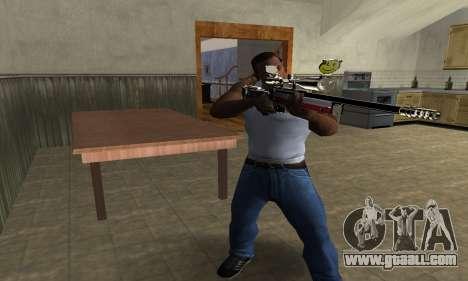 American Sniper for GTA San Andreas third screenshot