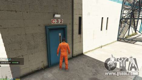 GTA 5 Prison v0.2 second screenshot