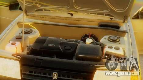 VAZ 21099 Stoke for GTA San Andreas upper view