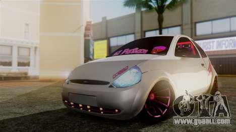 Ford Ka El Patan for GTA San Andreas