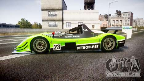 Radical SR8 RX 2011 [23] for GTA 4 left view