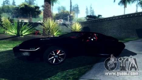 Dark ENB Series for GTA San Andreas second screenshot
